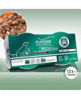 Platinum Menu Kylling - Platinum hundefoder - Online salg af hundefoder fra Platinum - 83% kød